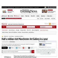 Art & Science Festival at Manchester Art Gallery