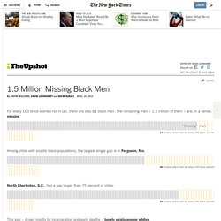 1.5 Million Missing Black Men