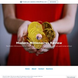 Modern Millionaires Review on Money Influence Happiness – Modern Millionaires Review