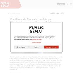 13 millions de Français touchés par l'illectronisme, selon Jacques Toubon