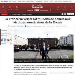 La France va verser 60 millions de dollars aux victimes américaines de la Shoah