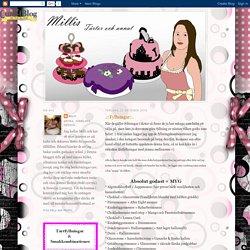 Millis tårtor och annat: .