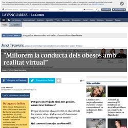 """""""Millorem la conducta dels obesos amb realitat virtual"""""""
