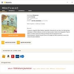 Milos (Y a un os !) - Véronique Massenot