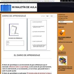 mimaletindeaula - DIARIO DE APRENDIZAJE