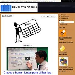 mimaletindeaula - RÚBRICAS