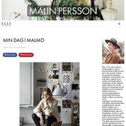 Min dag i Malmö