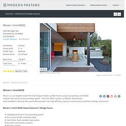 Minarc / mnm-MOD Prefab Homes
