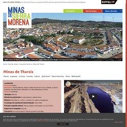 Minas de Tharsis - LOS COLORES DE LA TIERRA