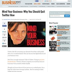 Social Media Tactics & Small Business Social Media Marketing
