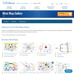 Official Mind Mapping software by Tony Buzan - Support - Mind Ma