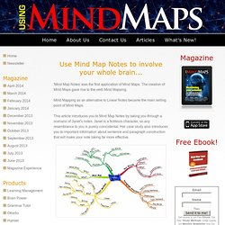 Mind Map Notes