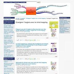 [Le mindmapping pour tous] : Enseigner l'anglais avec le mind mapping