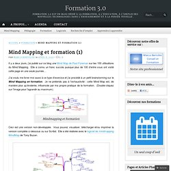 Mind Mapping et formation (1)