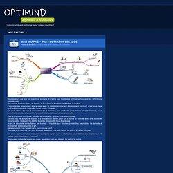 Mind mapping + Ipad = motivation des ados
