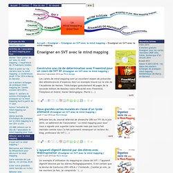 Enseigner en SVT avec le mind mapping - Le mindmapping pour tous