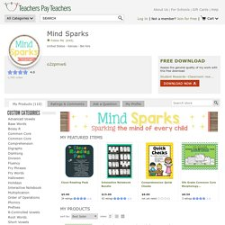 Mind Sparks Teaching Resources