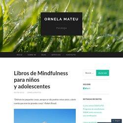 Libros de Mindfulness para niños y adolescentes