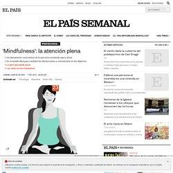 'Mindfulness': la atención plena