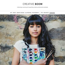 Meera Lee Patel on mindfulness, following your dreams and running a creative business