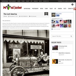 The Lost America | Mind Junker - StumbleUpon