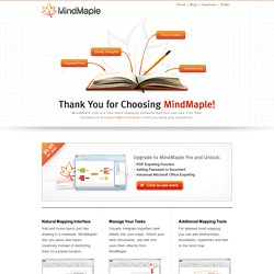 MindMaple – Installation Completed
