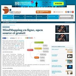 MindMapping en ligne, open source et gratuit