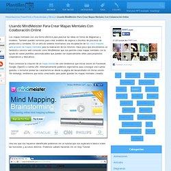 Usando MindMeister para Crear Mapas Mentales con Colaboración Online