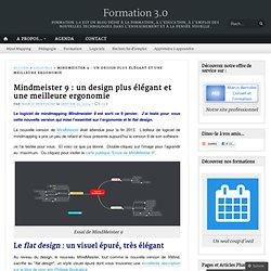 Mindmeister 9 : un design plus élégant et une meilleure ergonomie
