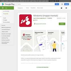 Mindomo (mind mapping) - App Android su Google Play