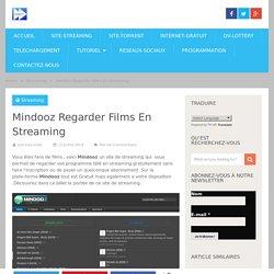 Mindooz Regarder Films En Streaming
