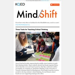 MindShift Newsletter