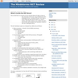 Mindstorms NXT Review