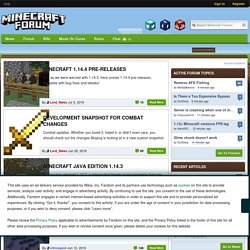 Minecraft Forum - News, Forums, Mods, and Texture Packs