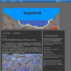 [mod minecraft]Mod X-Ray pour minecraft 1.5 + infos - Le blog de dujardin18