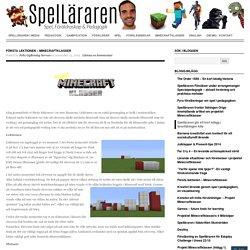 Första lektionen – Minecraftklasser