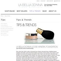Pure Mineral Makeup – La Bella Donna