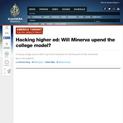Is Minerva the Future of College?