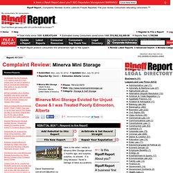 Complaint Review: 913081