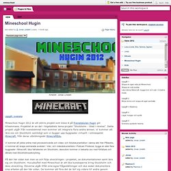 mineschool [licensed for non-commercial use only] / Mineschool Hugin