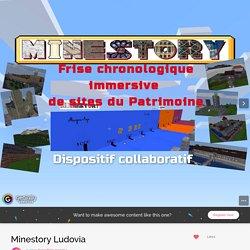 EPI : Minestory, projet collaboratif avec Minecraft