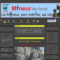 mineurdefond.fr