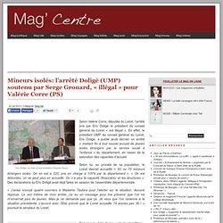 Mineurs isolés: l'arrêté Doligé (UMP) soutenu par Serge Grouard, «illégal» pour Valérie Corre (PS)