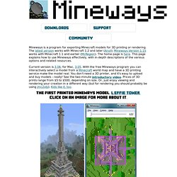 Mineways