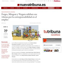 Forges, Mingote y Vergara se unen por la igualdad de género - Cultura