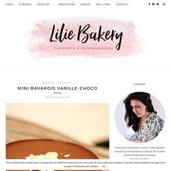 Mini Bavarois Vanille-Choco