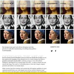 Deepfakes: the art of deception