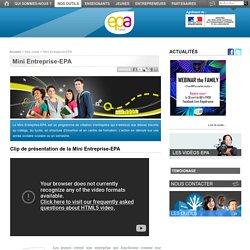Mini Entreprise-EPA