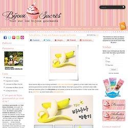 Tuto photos : Créer une banane en pâte polymère