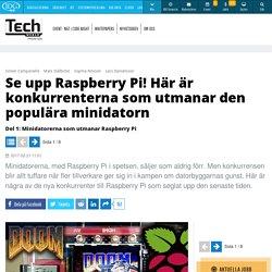 Raspberry Pi: Allt du behöver veta om minidatorn Raspberry Pi